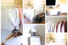 Fashionistalove22 Closet Tour ROOM TOUR May Becca