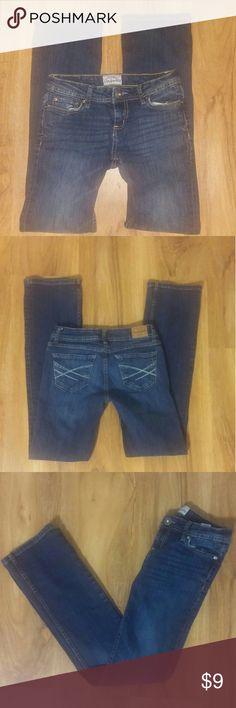 Aeropostale chelsea bootcut jeans. Size 0 good condition Aeropostale chelsea bootcut jeans. Size 0 Measurements: Waist 11 1/2 Rise 6 1/2  Inseam 28 Aeropostale Jeans Boot Cut