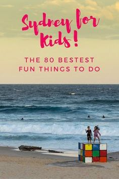 The best things to do with kids and teens in Sydney, Australia. Including beaches, cafes, action and museums.