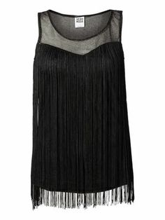 FRILLA SL TOP VERO MODA, Dancing all night long!   Holiday Countdown contest. Pin to win the style!