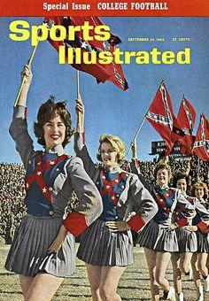 ole miss riot 1962 facts | Ole Miss Cheerleaders