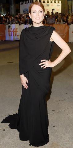 TIFF Best Red Carpet Looks: Julianne Moore #InStyle
