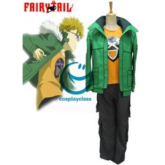Fairy Tail Leo Loke Loki Cosplay Costume  #FairyTail #Loke #Cosplay #Costume