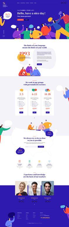 UI Design Inspiration - New Ideas Minimal Web Design, Flat Web Design, App Design, Design Sites, Homepage Design, Newsletter Design, Web Layout, Layout Design, Ui Web