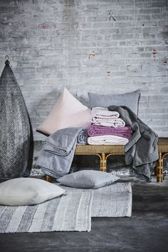 AW17 news - textiles - grey shades - COZY room by Sika-Design