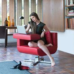 Chillap Smart Furniture, Space Saving Furniture, Unique Furniture, Bedroom Furniture Design, Home Decor Furniture, Mini Bad, Convertible Furniture, Cute Room Decor, Home Room Design