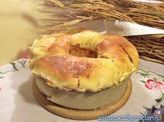 corona di pan brioche farcita 08