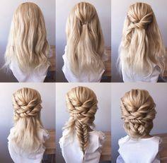 Blonde Bride, Bridal Hair, Garlic, Bridal Hairstyles, Bride Hairstyles, Hairstyle Wedding, Hair Style Bride