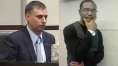 PORTSMOUTH, Va. (AP) — Prosecutors in Virginia have won a rare conviction of a white former police officer who shot and killed an unarmed black teen suspected of shoplifting. The guilty verdict Thursday was for voluntary manslaughter, a lesser charge than the original first-degree murder count. And the jury recommended a 2 ½ year prison…