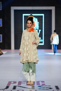 HSY Collection at PFDC Sunsilk Fashion Week 2014