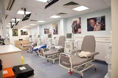 Clinic Design, Healthcare Design, Medical Office Interior, Trauma Center, Hospital Design, Kidney Health, Dialysis, Medical Center, Office Interiors