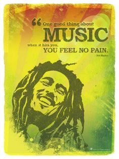 Music by Bob Marley