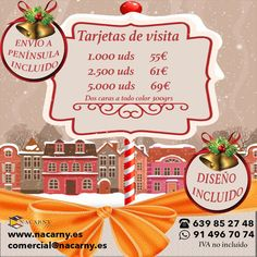 Esta Navidad ¡¡ Promociona Tu Negocio