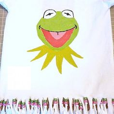 Muppets Painted Tees - Fun Family Crafts
