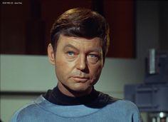 Star Trek: Leonard H. McCoy.