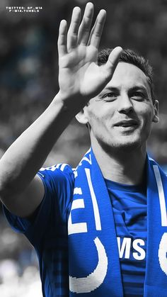 Nemanja Matic the Midfield rock!
