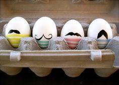 10 Trendy Easter Egg Ideas