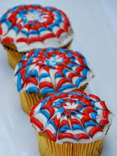 4th of July Desserts - Fourth of July Ideas - Woman's Day