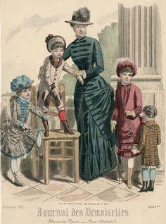 Journal des Demoiselles 1882