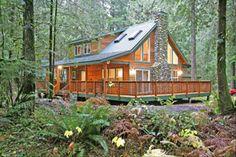 House vacation rental in Mount Baker from VRBO.com! #vacation #rental #travel #vrbo