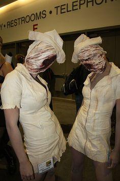 Nurses of Silent Hill | Flickr - Photo Sharing!