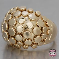 Signed John Hardy Ring Estate Jewelry