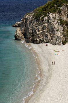 Tsampou beach Samos island - Greeka.com | Greece | Greek islands