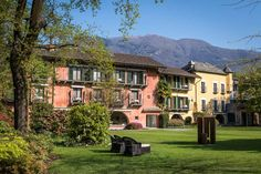 """Take two luxury hotels, add two restaurants and two farms, combine them into one and, voilà, a new Swiss hospitality brand is born: """"The Living Circle. Shop Around, Homeland, Chefs, Hospitality, Switzerland, Restaurants, Hotels, Around The Worlds, Europe"""