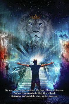 Lion Pictures, Jesus Pictures, Christian Warrior, Christian Art, Lion Of Judah Jesus, Miséricorde Divine, Molduras Vintage, La Sainte Bible, Lion And Lamb