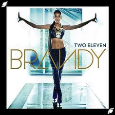 As a long standing diva of R 'n B and Hip hop, Brandy wears What Katie Did Bullet Bra in a contemporary style on her new album cover
