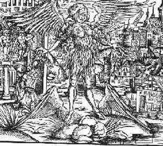 Alegoría de la Fama I - Descripción de la Fama según Virgilio en la Eneida