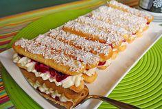 Mascarpone - Stäbchen, ein schmackhaftes Rezept aus der Kategorie Kuchen. Bewertungen: 74. Durchschnitt: Ø 4,6.