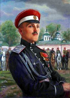 генерал-лейтенант ТУРКУЛ Антон Васильевич, командир Дроздовской дивизии, 1892-1957