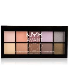 Nyx Professional Makeup Avant Pop Nouveau Chic Eye Shadow Palette - NOUVEAU CHIC
