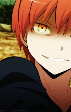 Karma Akabane / Assassination Classroom (Day 93: Anime Character You Wish You Were More Like)