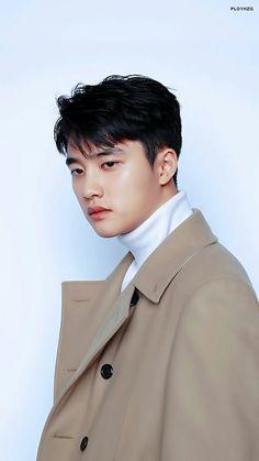 D O Exo, Exo Do, He Makes Me Happy, Beige Aesthetic, Exo Korean, Baekhyun Chanyeol, Do Kyung Soo, Xiu Min, Dream Boy