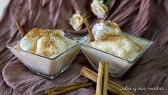 dulces tradicionales, huevos, Julia y sus recetas