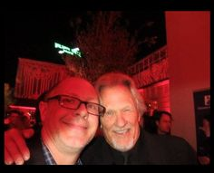 Kris Kristofferson and Baron Lane