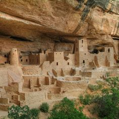 Mesa Verde -- one of 50 places to take kid's in the US.
