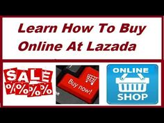 lazada Learn How To buy online Philippines, Learning, Stuff To Buy, Studying, Teaching, Onderwijs