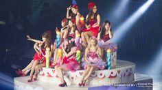 Girls' Generation World Tour 2013 in Hong Kong on November 9-10.