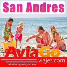 San Andres, Plan a San Andres, Viajes a San Andres, AVIAGO VIAJES