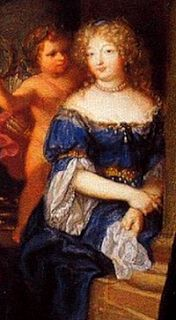 Presumed to be Madame de Montespan, c. 1670's, French school