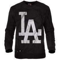Moletom Moleton Blusa De Frio Casaco Los Angeles Dodgers La