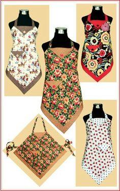 Easy apron