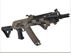 I know this is a fake gun but nice as hell Tactical Rifles, Firearms, Shotguns, Battle Rifle, Tactical Equipment, Assault Rifle, Cool Guns, Guns And Ammo, Hand Guns