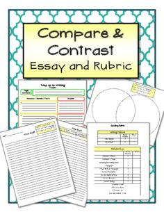 Tips for Writing the Best topics for compare and contrast essays Pinterest Resume and cover letter writing rubric  Offers tips on how to write a cover  letter including guides  rules  and tutorial  as well as sample cover  letters