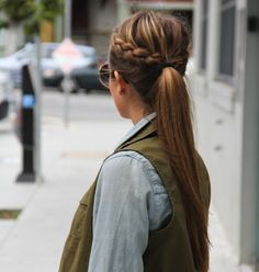 Perfect studio to street hair