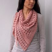 Ravelry: Flower dew shawl pattern by Ana D