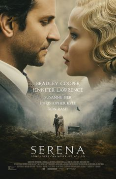 George and Serena Pemberton (Academy Award nominee Bradley Cooper and Academy Award winner Jennifer Lawrence), build a timber empire. Serena discovers George's past and their marriage begins to unravel. Netflix Movies, Hd Movies, Film Movie, Movies Online, Indie Movies, Netflix List, 2015 Movies, Watch Netflix, Cinema Movies